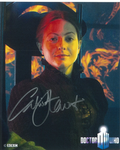 Catrin Stewart (Stella, Doctor Who) - Genuine Signed Autoraph 8325